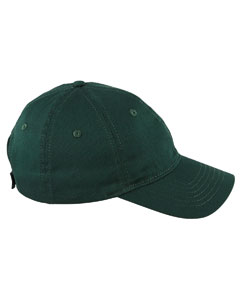 Hunter 6-Panel Twill Unstructured Cap