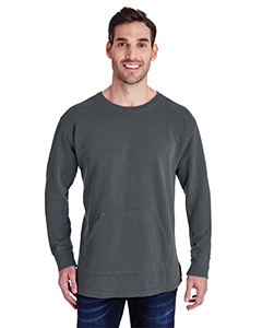 Pepper Adult French Terry Crew With Pocket