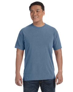 Blue Jean 6.1 oz. Ringspun Garment-Dyed T-Shirt