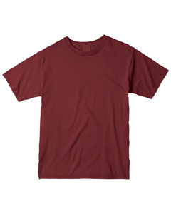 Crimson 6.1 oz. Ringspun Garment-Dyed T-Shirt