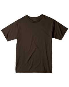 Chocolate 6.1 oz. Ringspun Garment-Dyed T-Shirt