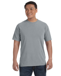 Graphite 6.1 oz. Ringspun Garment-Dyed T-Shirt