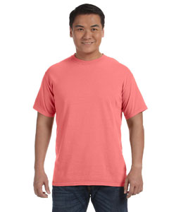 Watermelon 6.1 oz. Ringspun Garment-Dyed T-Shirt