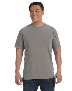 Grey 6.1 oz. Ringspun Garment-Dyed T-Shirt