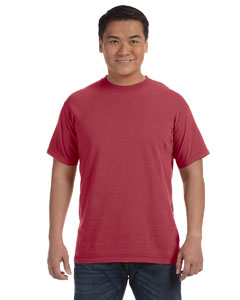 Chili 6.1 oz. Ringspun Garment-Dyed T-Shirt