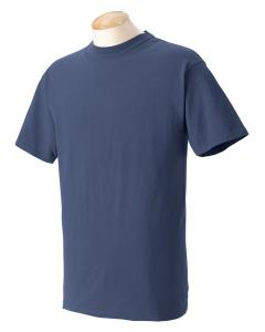 Pigment Navy Adult Heavyweight RS T-Shirt