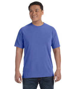 Periwinkle Adult Heavyweight RS T-Shirt