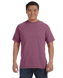 Berry 6.1 oz. Ringspun Garment-Dyed T-Shirt