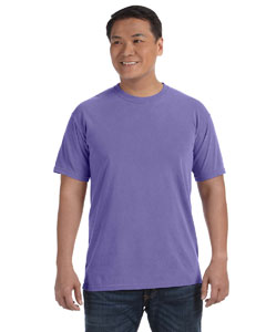 Violet Adult Heavyweight RS T-Shirt