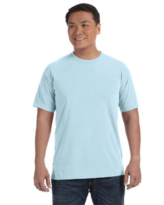 Chambray 6.1 oz. Ringspun Garment-Dyed T-Shirt