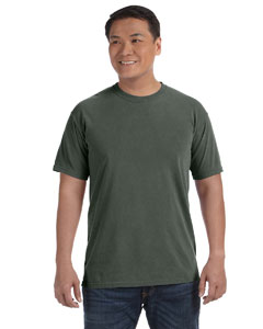 Willow 6.1 oz. Ringspun Garment-Dyed T-Shirt