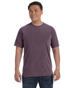 Wine 6.1 oz. Ringspun Garment-Dyed T-Shirt