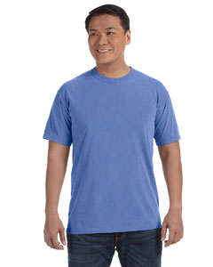 Mystic Blue 6.1 oz. Ringspun Garment-Dyed T-Shirt