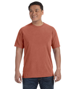 Copper 6.1 oz. Ringspun Garment-Dyed T-Shirt