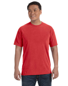 Red Adult Heavyweight RS T-Shirt