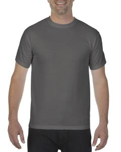 Charcoal Adult Heavyweight RS T-Shirt