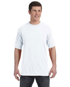 White Adult Midweight RS T-Shirt