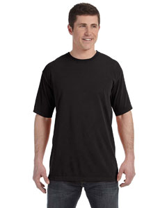 Black Adult Midweight RS T-Shirt