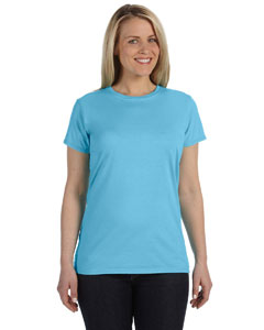 Lagoon Blue Ladies' Lightweight RS T-Shirt