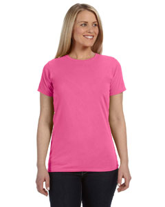 Neon Pink Ladies' Lightweight RS T-Shirt