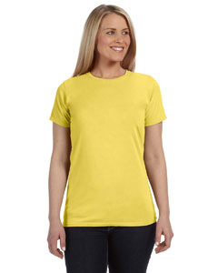 Neon Yellow Ladies' Lightweight RS T-Shirt