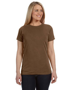 Brown Ladies' Lightweight RS T-Shirt
