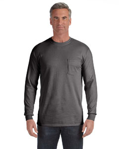 Pepper Long-Sleeve Pocket T-Shirt