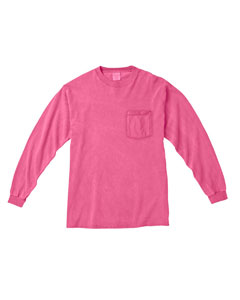 Crunchberry Long-Sleeve Pocket T-Shirt