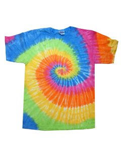 Eternity Youth 5.4 oz., 100% Cotton Tie-Dyed T-Shirt