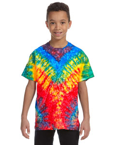 Woodstock Youth 5.4 oz., 100% Cotton Tie-Dyed T-Shirt