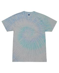 Blue Ice Youth 5.4 oz., 100% Cotton Tie-Dyed T-Shirt