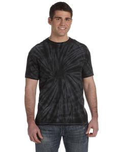 Spider Black Adult 5.4 oz. 100 Cotton Spider T-Shirt