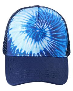 Blue Ocean Adult Trucker Hat