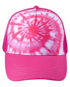 Spider Pink Adult Trucker Hat