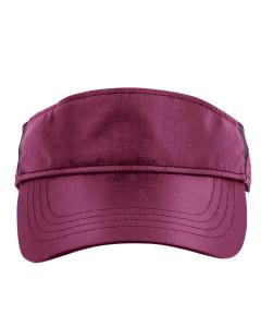 Burgundy/ Carbon Adult Drive Performance Visor