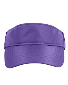 Camps Prpl/ Crbn Adult Drive Performance Visor