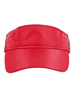 Classc Red/ Crbn Adult Drive Performance Visor