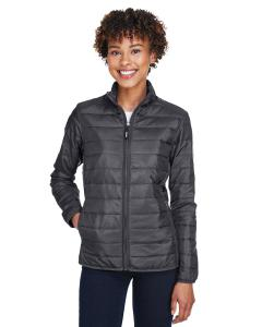 Carbon Ladies' Prevail Packable Puffer Jacket