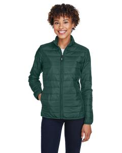 Forest Ladies' Prevail Packable Puffer Jacket