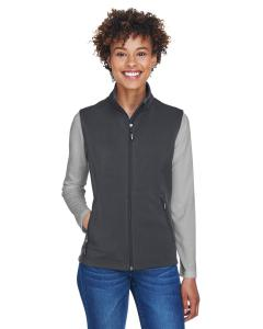 Carbon Ladies' Cruise Two-Layer Fleece Bonded SoftShell Vest