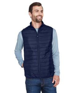 Classic Navy Men's Prevail Packable Puffer Vest