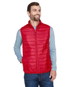 Classic Red Men's Prevail Packable Puffer Vest