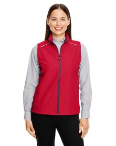 Classic Red Ladies'  Techno Lite Unlined Vest