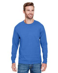 Bluebell Breeze Adult Long-Sleeve Ringspun T-Shirt