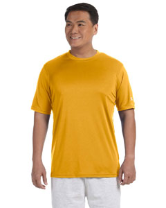 C Gold Adult 4.1 oz. Double Dry® Interlock T-Shirt