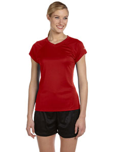 Scarlet Women's 4 oz. Double Dry® Performance T-Shirt