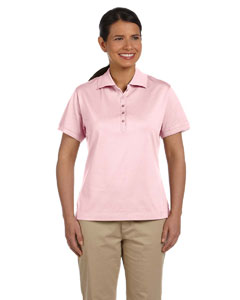 Pink Women's Executive Club Polo