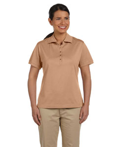 Taupe Women's Executive Club Polo