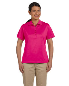 Raspberry Women's Executive Club Polo
