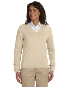 Stone Women's V-Neck Sweater